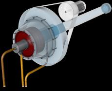 Ortlinghaus koblinger/bremser