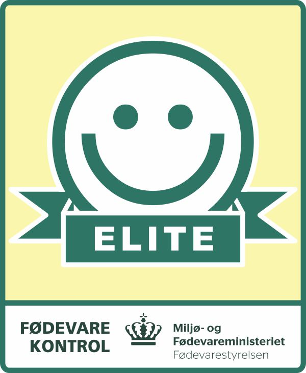 JW Industri fødevarestyrrelsen elite smiley